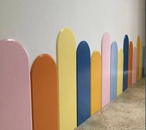 PVC建材貼墻板